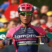 El ciclista, Valerio Conti