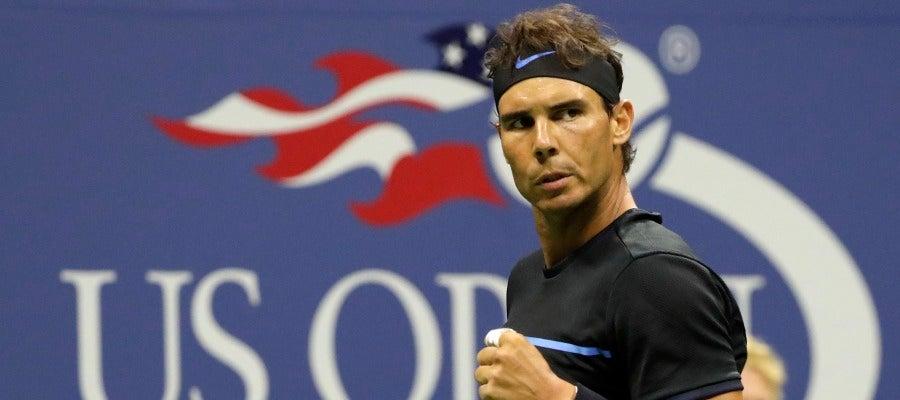 Rafa Nadal pasa a cuarta ronda en el US Open