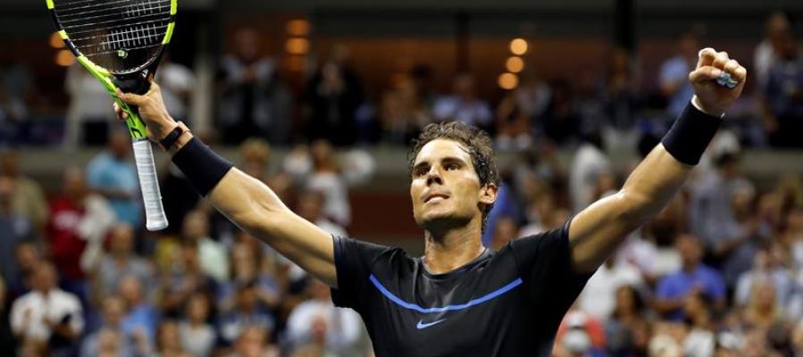 Nadal vence a Kuznetsov y pasa a octavos del US Open