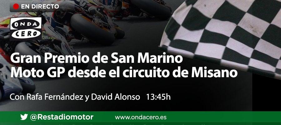 Gran Premio de San Marino de Moto GP