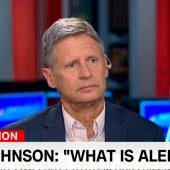 Gary Johnson, candidato independiente a la presidencia de los EEUU desconocía la existencia de Alepo