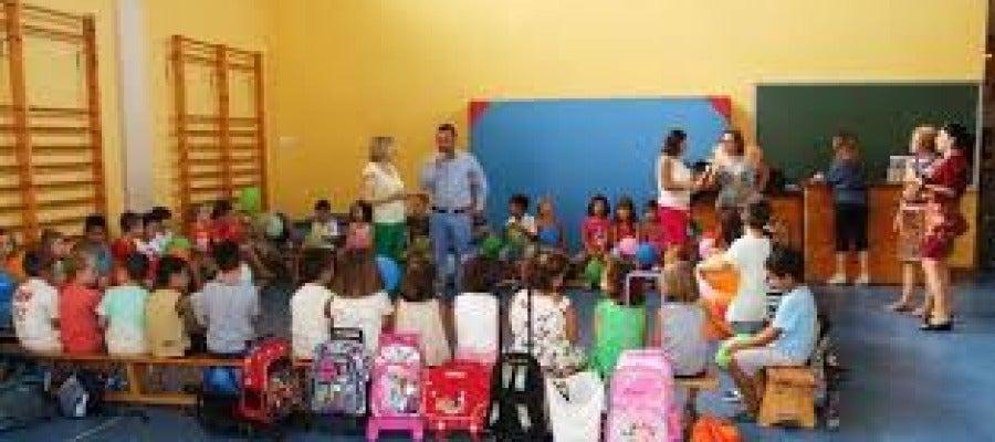 Els 7.500 alumnes de Vila-real inicien el nou curs acadèmic.