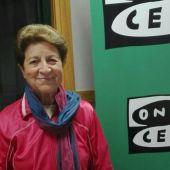 Puri Fernández en onda Cero León
