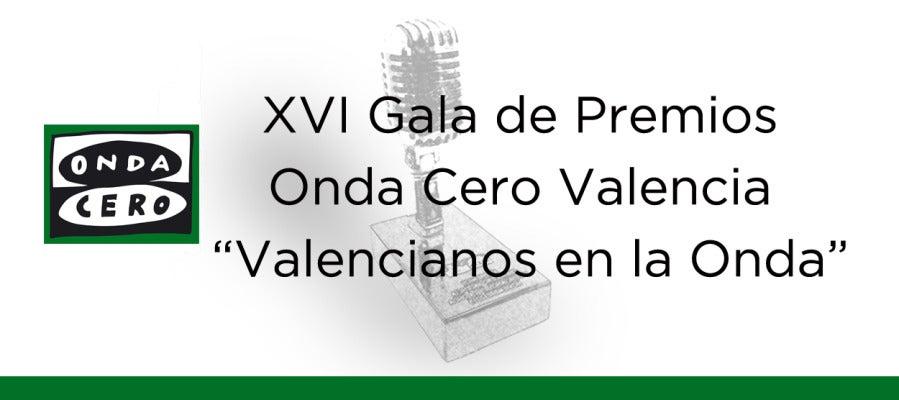 XVI Gala Valencianos en la Onda