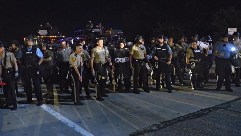 Charlotte vive la segunda noche de disturbios