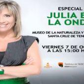 Frame 18.016264 de: Julia en la Onda desde las 15:00 en el Museo de la Naturaleza y el Hombre de Santa Cruz de Tenerife
