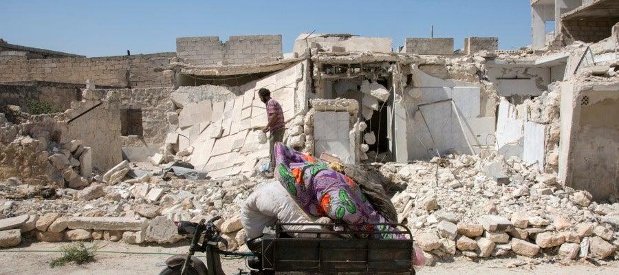 Ondacero radio daesh recupera el control de 17 zonas en for Vivienda reducida
