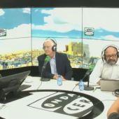 """Frame 0.0 de: José María Barreda: """"No soy partidario de que el PSOE acepte abstenerse con condiciones de Rajoy"""""""