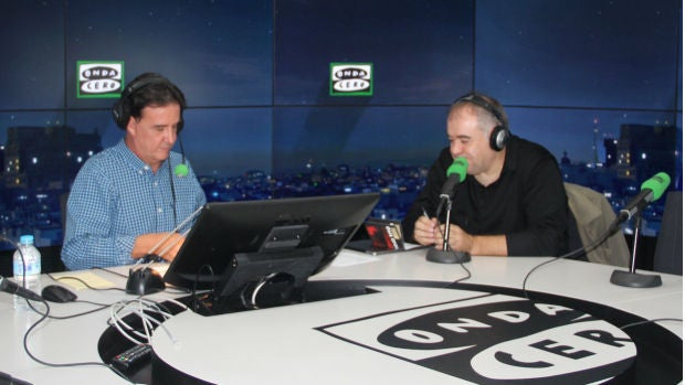"""Ferreras: """"Zidane es impecable en la ruedas de prensa, los políticos deberían aprender de él"""""""