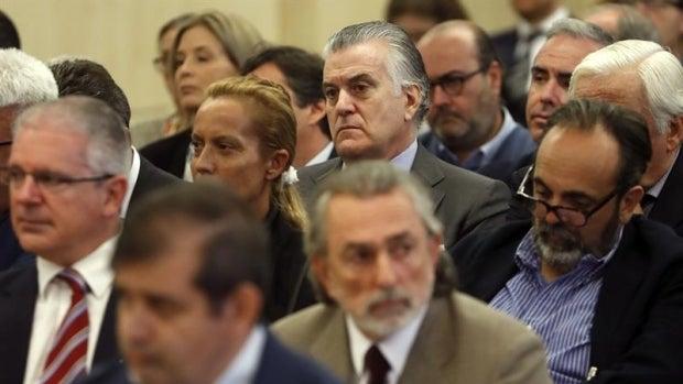 La Audiencia Nacional condena a Bárcenas a 33 años de cárcel, a Correa a 51 y al PP como responsable a título lucrativo por el 'caso Gürtel'