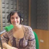 Sandra Candal en Un alto en el camino