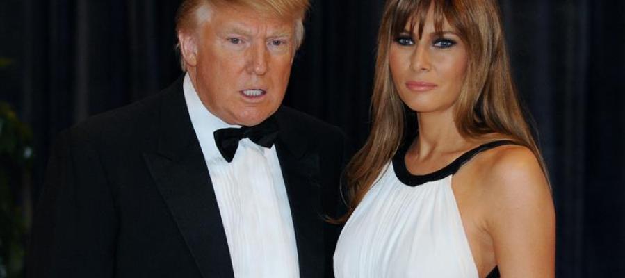 Melania Trump, esposa del candidato republicano a la Casa Blanca, Donald Trump