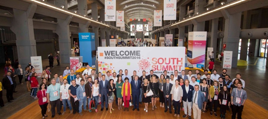 Finalistas South Summit 2016