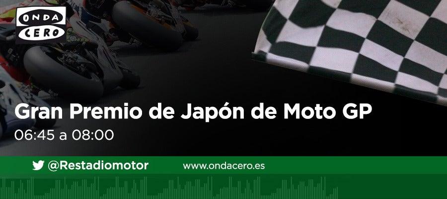 Gran Premio de Japón de Moto GP