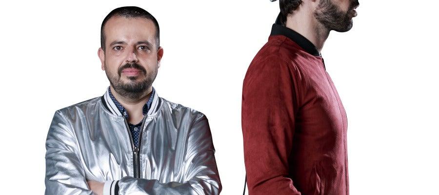 Kiko Béjar y Quique Peinado presentan Europlay
