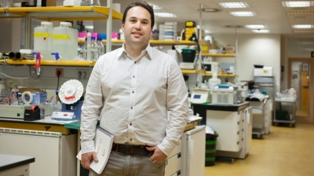 Héctor Peinado, el científico español que lucha contra la metástasis