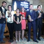 Premios Teobaldo 2016