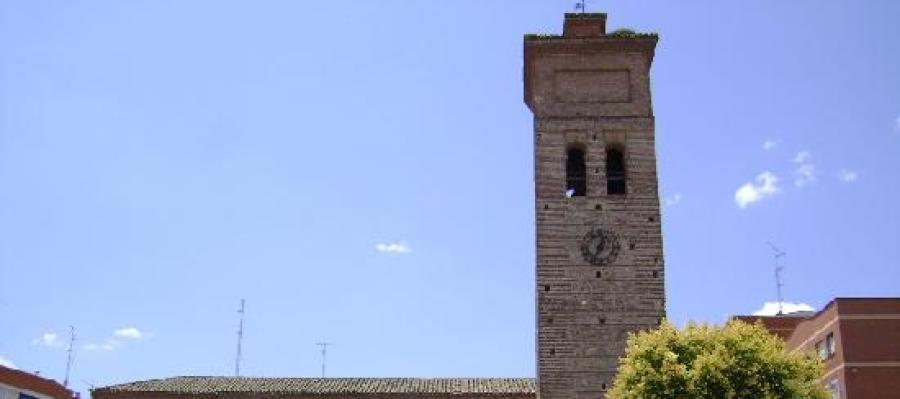 Iglesia de Nuestra Señora de la Asunción, en Leganés.