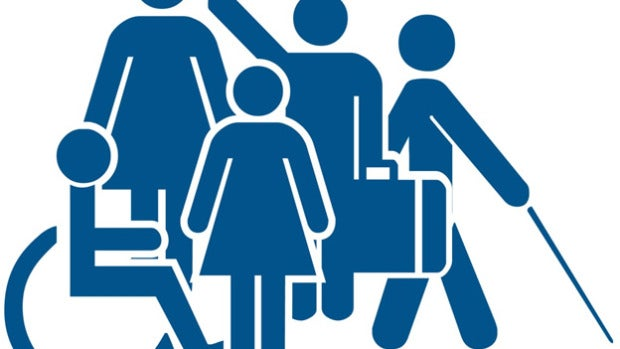 Hora ciudadana: Más de tres millones de personas sufren problemas de accesibilidad en España