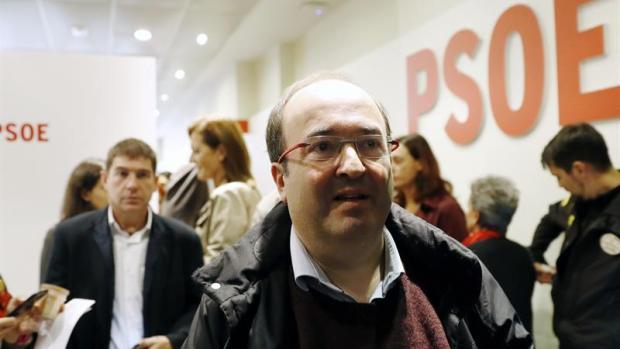 """Iceta asegura que el PSC """"desobedecerá"""" aunque cambie la relación con el PSOE"""