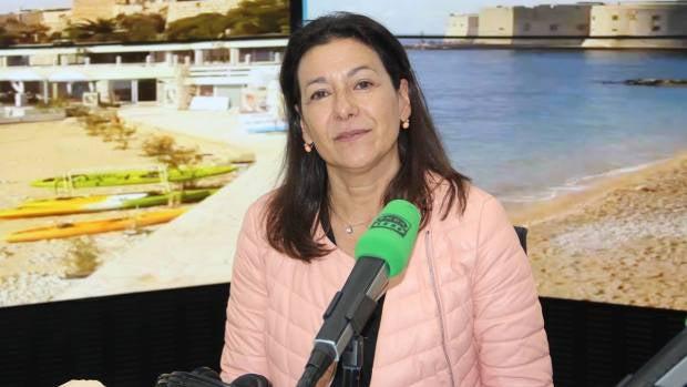 """Ángela Rodicio: """"Sin Internet no existiría el Estado Islámico"""""""