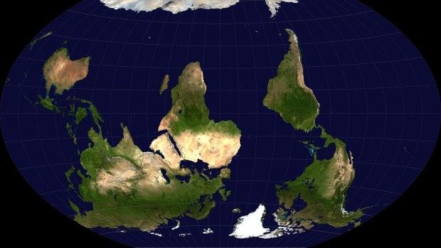 Punta Norte: ¿Y si el norte no estuviera en el norte?