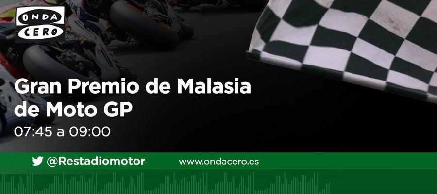 Gran Premio de Malasia de MotoGP