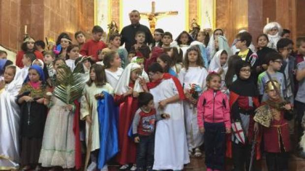 El obispado de Cádiz apuesta por 'Holywins' para festejar el día de Todos los Santos