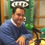 Juan Dopico de El Serranillo en los micrófonos de Onda Cero