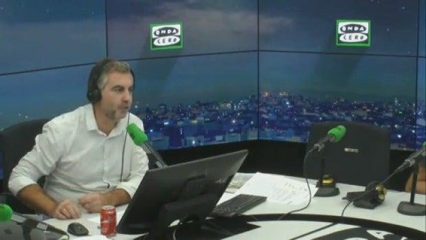"""Monólogo de Alsina: """"Lo del PSOE es una enfermedad grave a la que o sobrevive o se va el partido entero al carajo"""""""