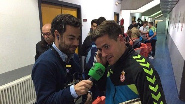 """Jorge Ortí: """"Le he pedido el pantalón a Asensio, que es el que más me ha sorprendido"""""""