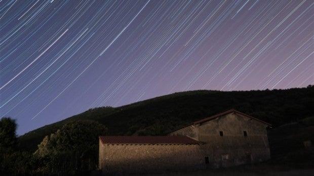 Roberto Rumayor nos manda esta instantánea del Monte Brusco en Noja
