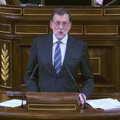 Frame 15.317041 de: Rajoy ofrece diálogo a la Generalitat de Cataluña pero respetando el derecho de todos los españoles