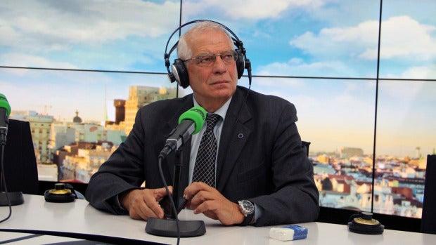 """Josep Borrell: """"Mi candidatura a liderar el PSOE es fruto de la imaginación"""""""