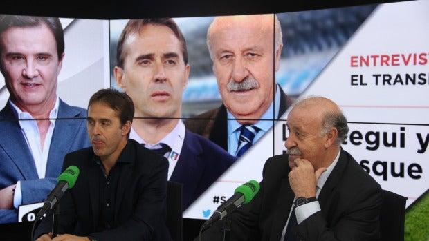 """Del Bosque: """"No puedo tener nada contra Iker Casillas"""""""