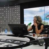 Marcos Chicot, Dolores Redondo y Julia Otero