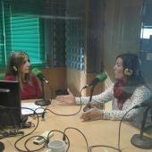 Lucia Saborido en Pontevedra na Onda