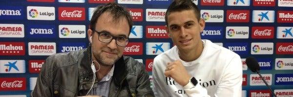 Víctor Franch entrevista a Rafael Santos Borre