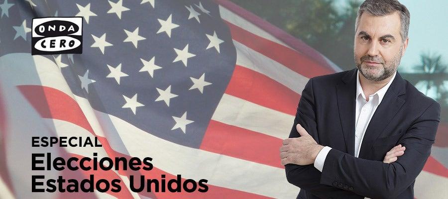 Especial Elecciones en Estados Unidos con Carlos Alsina