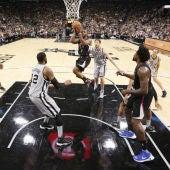 Los Clippers, ante los Spurs