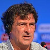El argentino Mario Kempes