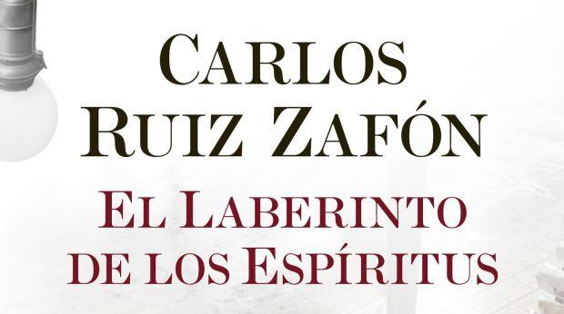 Descárgate el podcast del primer fragmento de 'El Laberinto de los Espíritus' leído por Carlos Ruiz Zafón