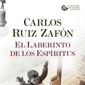 El nuevo libro de Carlos Ruiz Zafón, 'El Laberinto de los Espíritus'