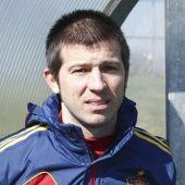 El seleccionador sub-21, Albert Celades.