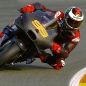 Jorge Lorenzo estrena la Ducati