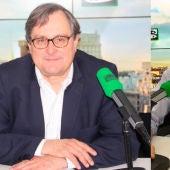 Paco Marhuenda y Rubén Amón