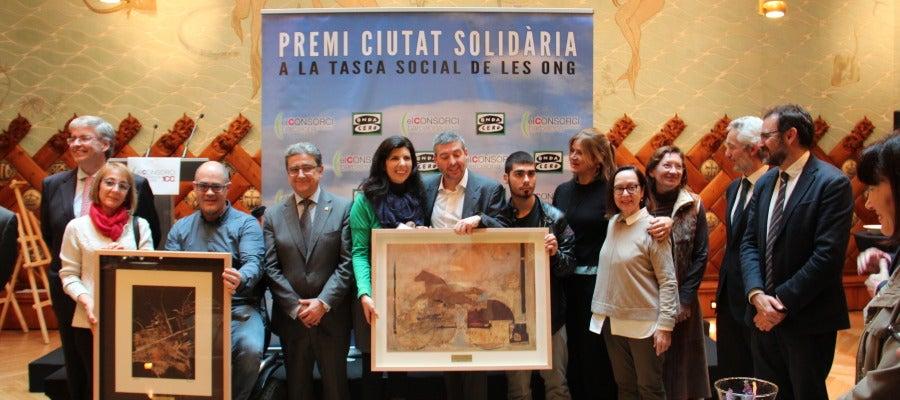 IV Premi Ciutat Solidària