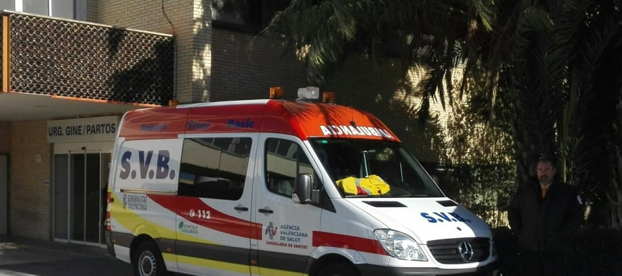 Imagen de archivo: Ambulancia SBV.