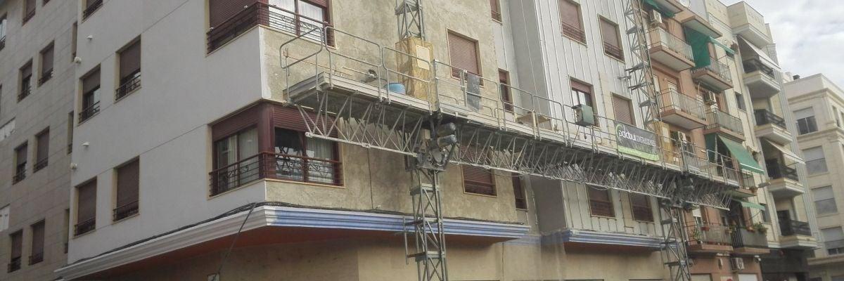 Los edificios construidos hasta 1996 pueden optar a ayudas municipales para su rehabilitación