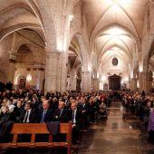 Misa en honor a Rita Barberá